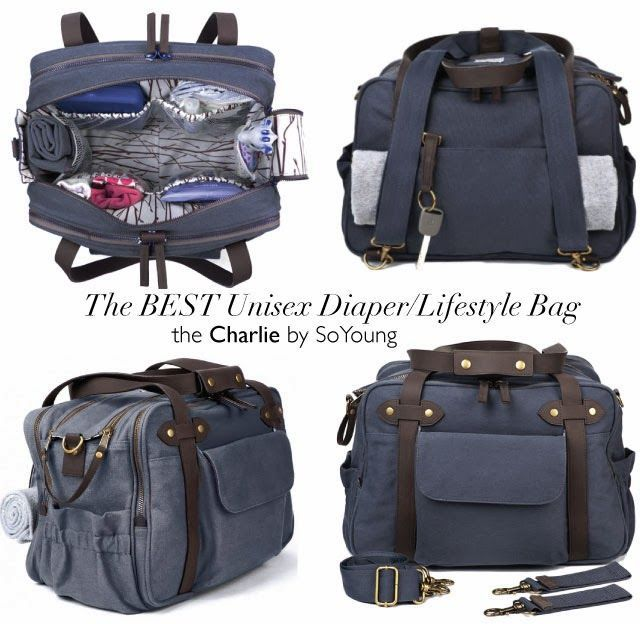 I am completely in love with this diaper bag. Too bad it is ridiculously expensive.