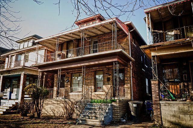 Diana Ross' home, 635 Belmont, Detroit, MI   Flickr - Photo Sharing!