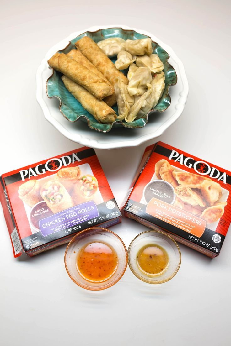 Party With Pagoda®️️ this holiday season with their egg rolls and potstickers sold at your local Publix grocery store. Coupons available.