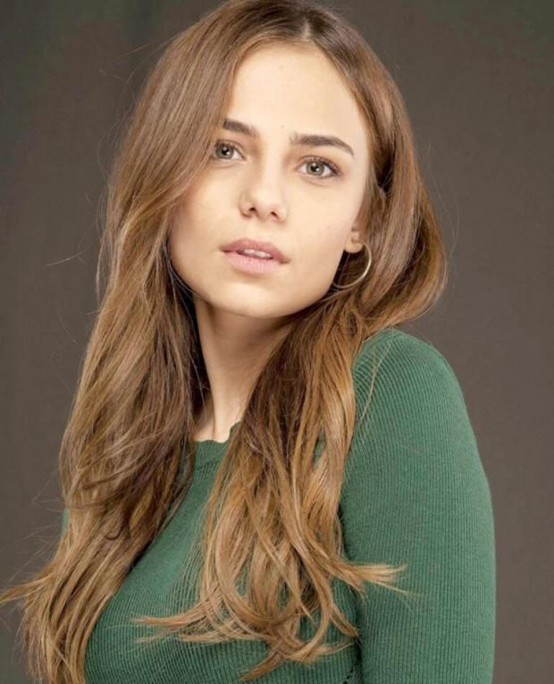 Bahar Sahin Tv Series Biography Movies Turkish Drama Turkish Women Beautiful Green Hair Colors Turkish Beauty