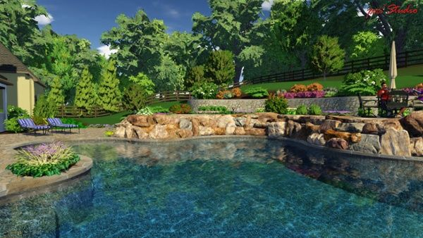 64 best crazy pool pictures images on pinterest dream for Pool studio 3d design