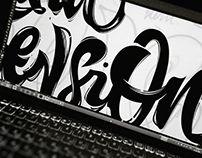 Hand lettering logotypes. Vol. 2 + Video