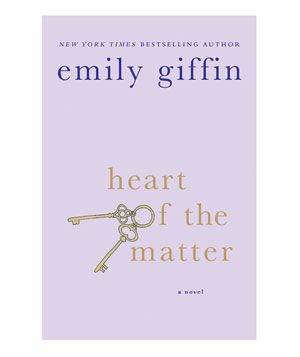 Easy Summer read. Heart of the Matter by Emily Giffin