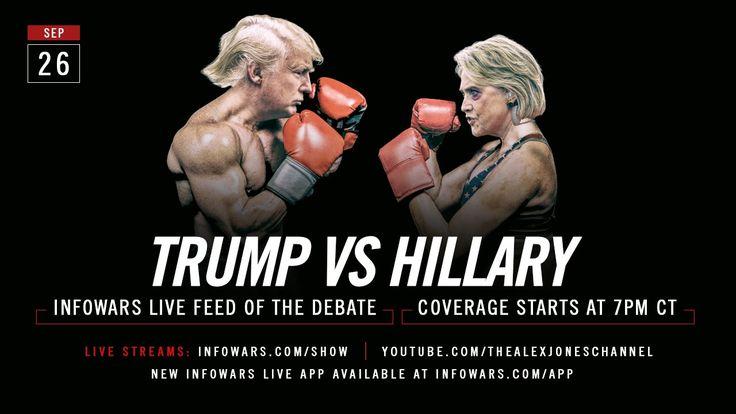 The Big Secret of Trump Vs Hillary Debate Revealed