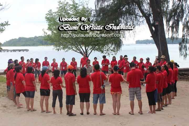 Fun Outing Pulau Putri Kepulauan Seribu