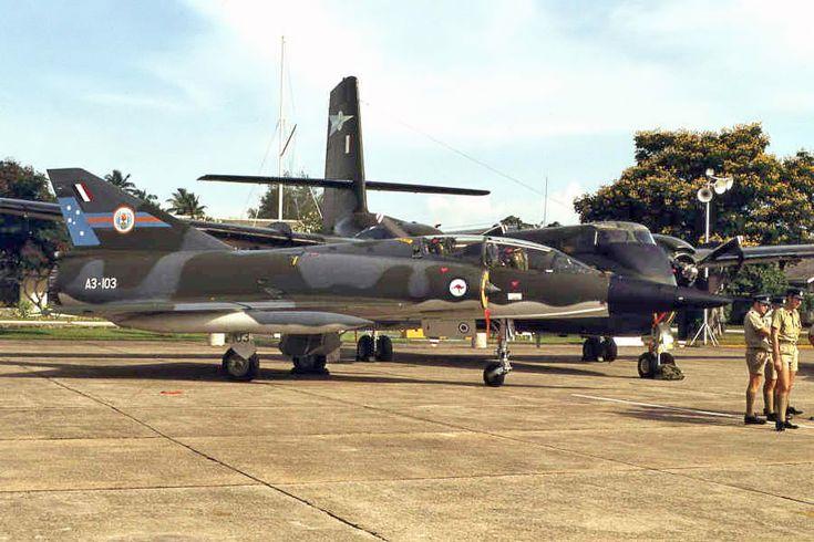 Mirage IIID A3-103 Butterworth