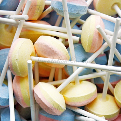 Smarties Double Lollies. #Smarties