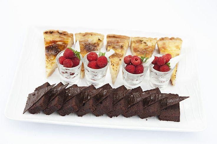 Dessert anyone? Delicious sweet treat creations from our kitchen. #holidayinnresort #vanuatu #ihgfoodie