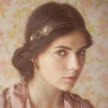 beautiful hair accesories
