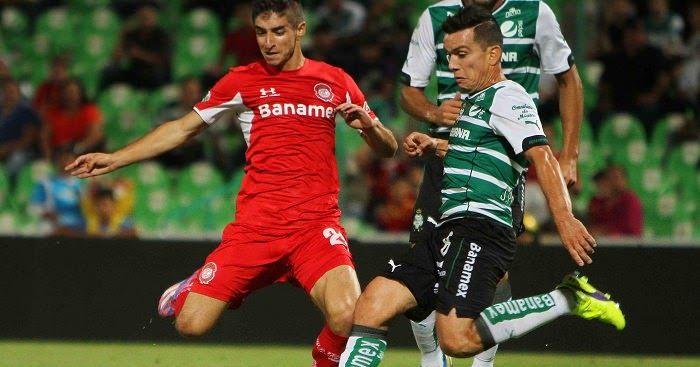 Ver partido Santos vs Toluca en vivo -
