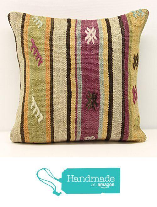 Chair pillow kilim pillow cover 14x14 Feet ( 35x35 cm) Bohemian Kilim pillow cover Turkish Kilim Pillow Cover Home Decor Kilim Cushion Cover from Kilimwarehouse https://www.amazon.com/dp/B01MXFL919/ref=hnd_sw_r_pi_dp_QQVjyb37NEMZK #handmadeatamazon
