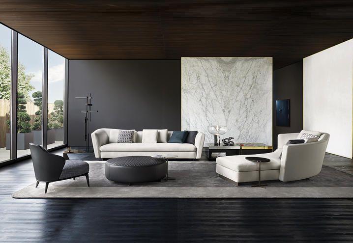 Die besten 25+ Minotti furniture Ideen auf Pinterest Modulares - einrichtung aus italien klassischen stil
