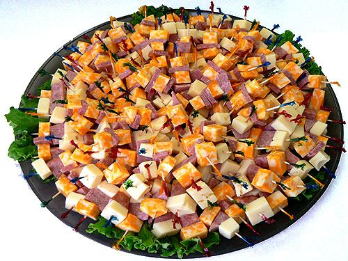Meat And Cheese Tray Ideas Sonny39s Ironton Michigan