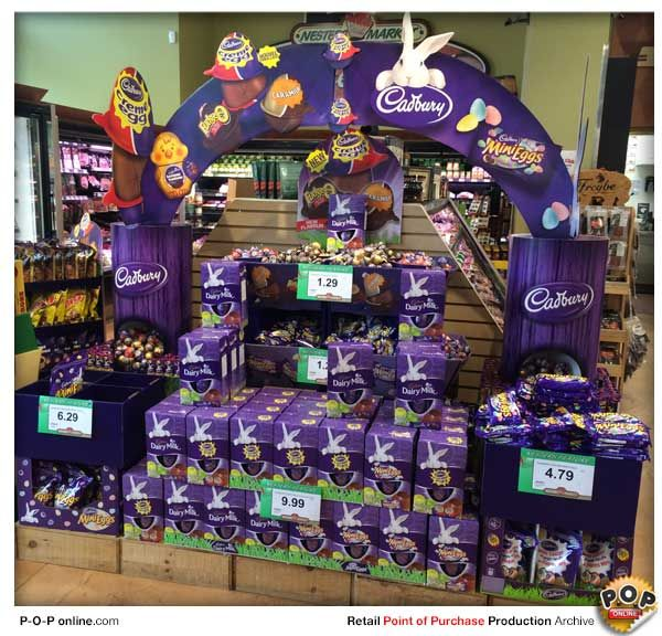 Easter Display Ideas: 7 Best Easter Merchandising Images On Pinterest
