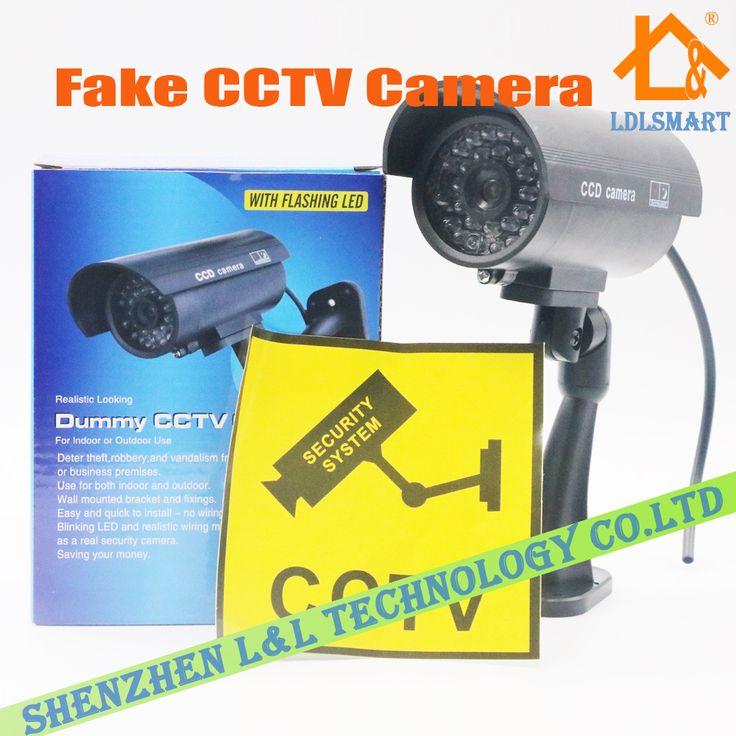 $11.99 (Buy here: https://alitems.com/g/1e8d114494ebda23ff8b16525dc3e8/?i=5&ulp=https%3A%2F%2Fwww.aliexpress.com%2Fitem%2FSecurity-Dummy-Camera-Outdoor-Fake-Cameras-for-Home-CCTV-Camera-with-Flash-Red-LED-Waterproof-CCTV%2F32700293969.html ) Security Dummy Camera Outdoor Fake Cameras for Home CCTV Camera with Flash Red LED Waterproof CCTV Camera for just $11.99