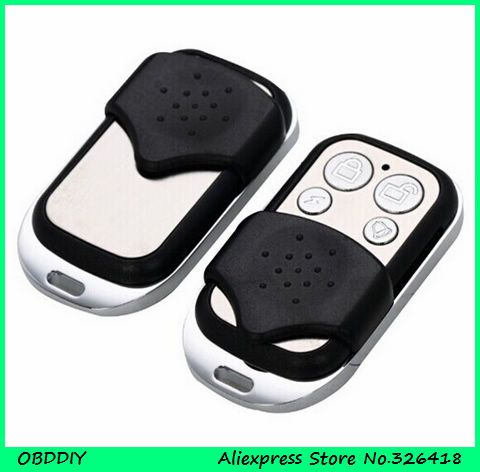 Variable Frequency Remote Is Self Learning Remote Control. Rolling Code Is  Face To Face Copy Garage Door Remote Control. Self Learning Key Application  Areas ...