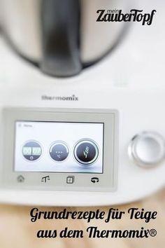 Teigstufe Thermomix® - Foto: Kathrin Knoll