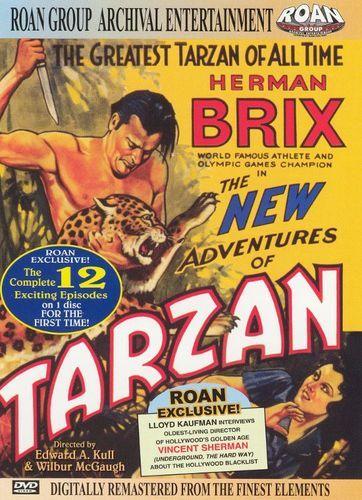 The New Adventures of Tarzan [DVD]