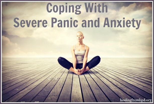 Tips for Coping with a Panic Disorder