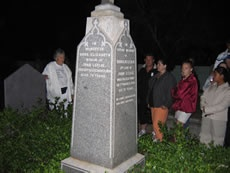 Haunted Historical Walk  Try not to be afraid of the dark, but keep an eye out for noises in the night on a guided Haunted Walk around Central.