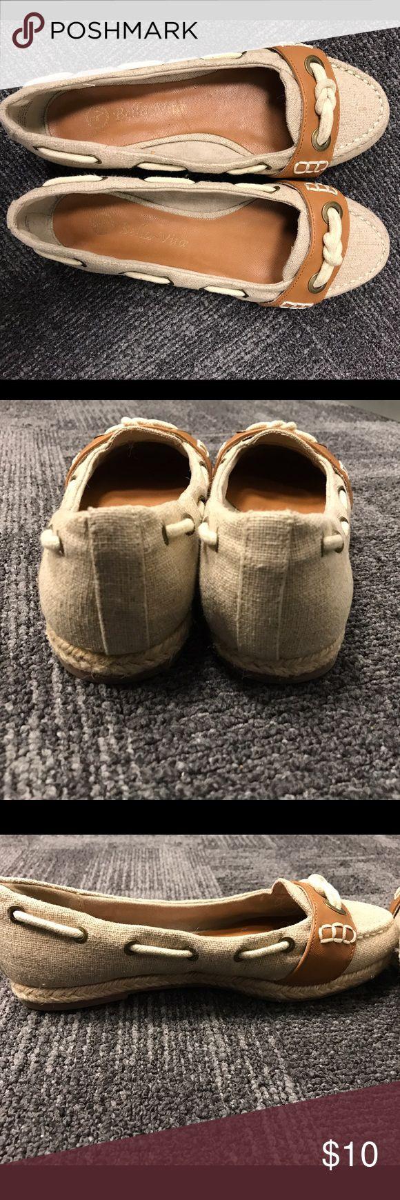 Selling this Bella Vita Women's Bella Vita Buoy II Flat on Poshmark! My username is: moitory. #shopmycloset #poshmark #fashion #shopping #style #forsale #Bella Vita #Shoes