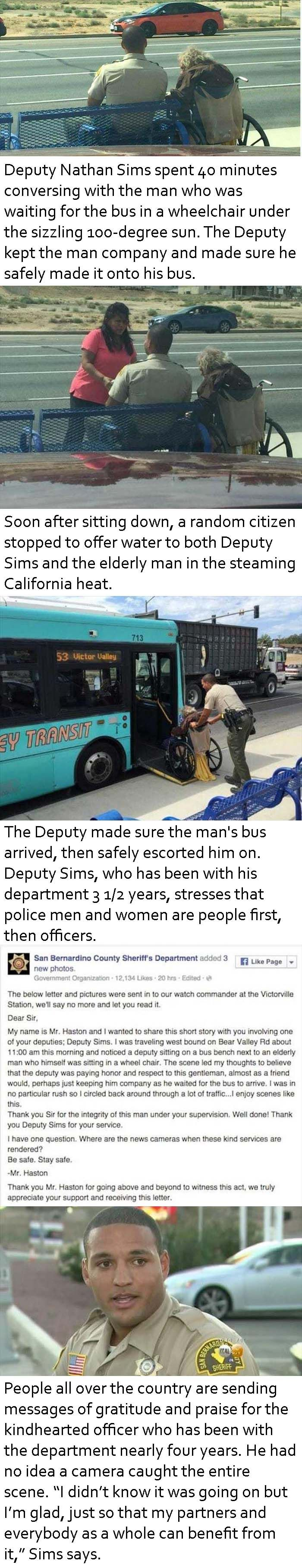 Faith In Humanity Restored – 4 Pics