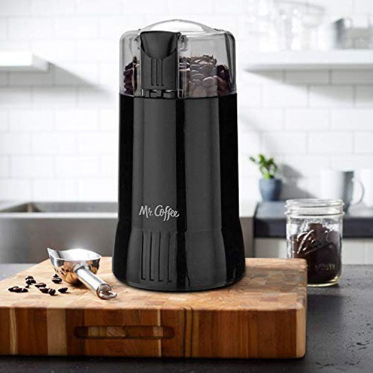 Mr. Coffee Electric Coffee GrinderCoffee Bean Grinder