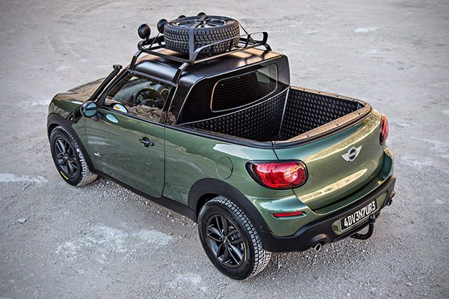 MINI Paceman Adventure Pickup Truck 4