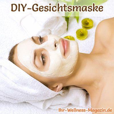 Gesichtsmasken-Rezepte zum Selbermachen: So einfach können Sie eine Gesichtsmaske gegen Falten selber machen ...
