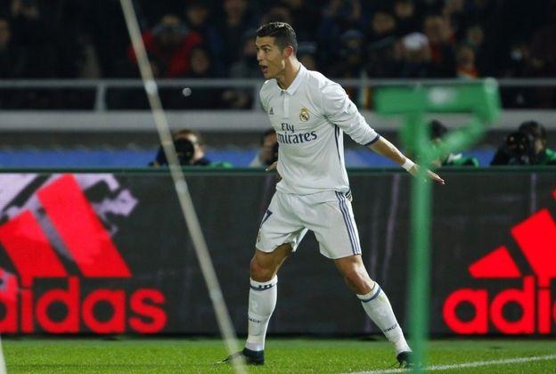 Hattrick, Ronaldo Cetak Rekor di Final Piala Dunia antar Klub