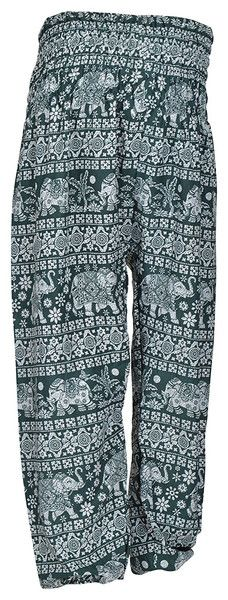 Wrap Trousers – Elephant Hippie Pants, Harem Pants,Gifts For Women – a unique product by IndianCraftPalace on DaWanda