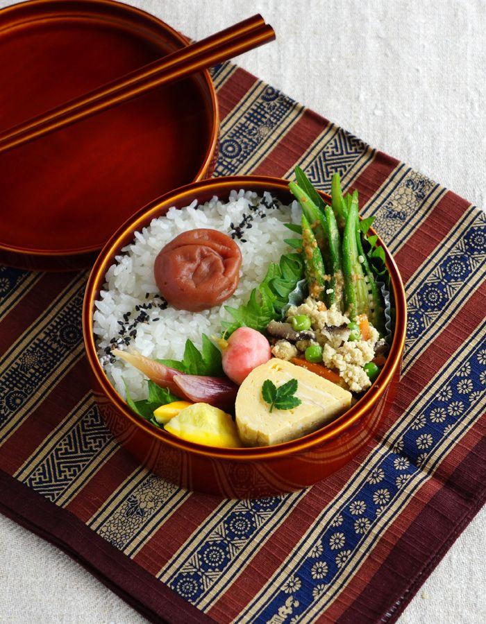 Vegetables bento/野菜弁当