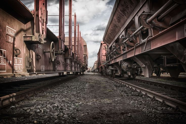 #dare #db #deutsche bahn #freight transport #goods #goods station #goods wagon #goods wagons #gravel #rail traffic #seemed #stainless #track #track bed #train #transport #transport of goods #turned off #wagon