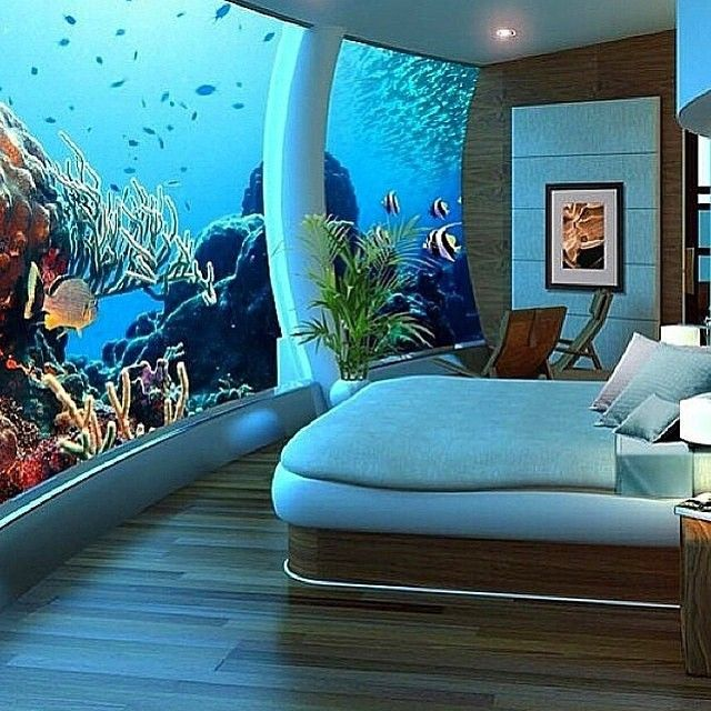 Planned: Planet Ocean Underwater Hotel, Florida