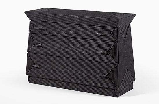Storage. Louxter Chest by Christian Astuguevieille. Shop It: Holly Hunt.