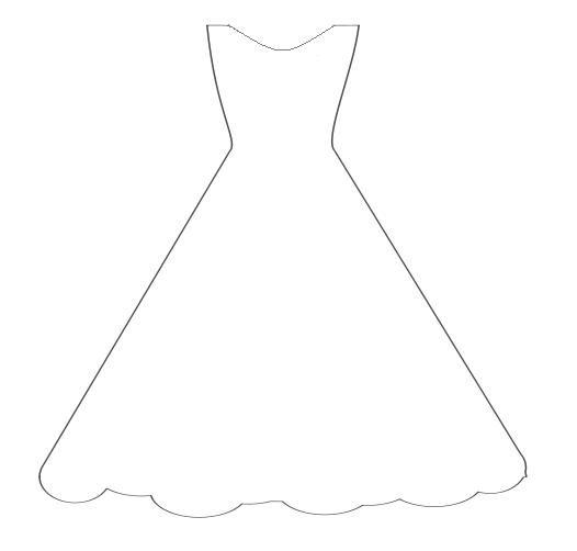 Como fazer vestido de boneca - 8 passos (com imagens)