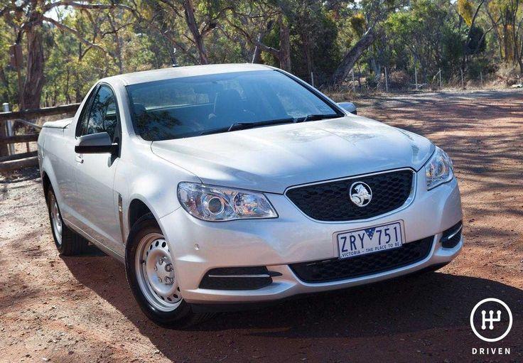 2014 Holden VF Commodore Ute