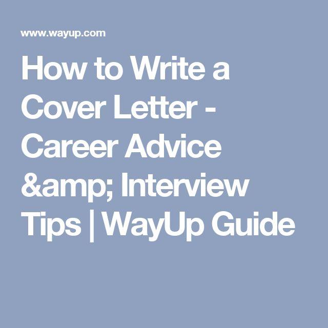 Best 25+ Cover Letter Tips Ideas On Pinterest