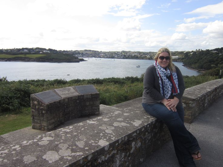 Kinsale in the background