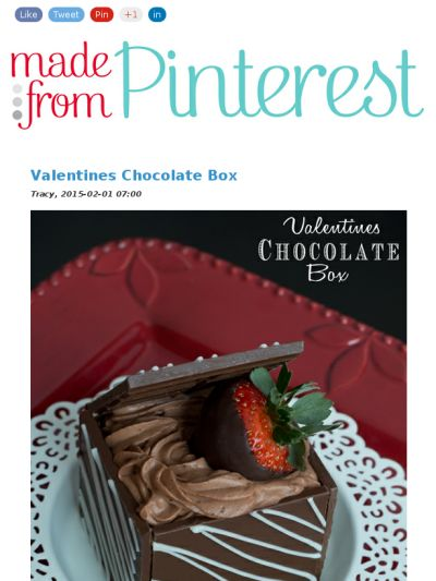 Check out this Mad Mimi newsletter Chocolate box