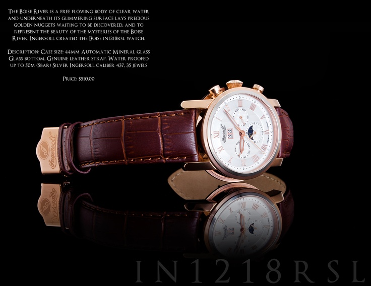 how to tell if ingersoll watch has radium dial