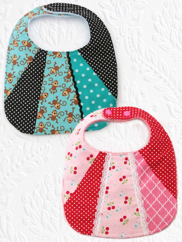 Best 25+ Baby bibs ideas on Pinterest | Bibs, Baby bibs patterns ... : quilted baby bibs - Adamdwight.com