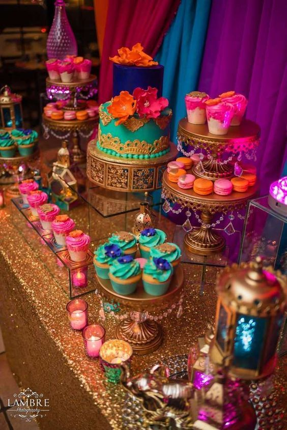 Moroccan Birthday Party Ideas Toys, Kids & Baby #Birthday PartyIdeas #Maroccan
