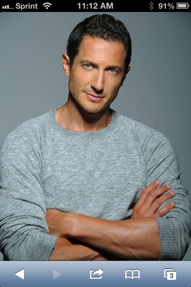 If you told me that my Hexen Beast's spell induced coma was broken by a kiss from Sasha Roiz and the side effects would cause an irresistible attraction between us, I wouldn't question it!  (Grimm-NBC)