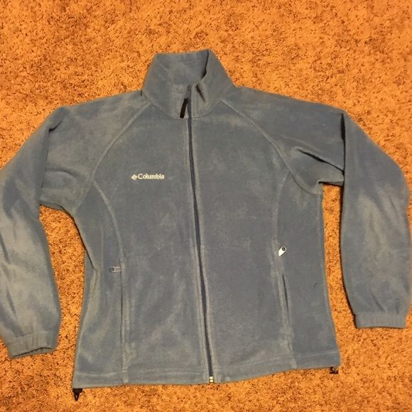 Columbia sportswear company blue Columbia sportswear company size medium in amazing condition Columbia Jackets & Coats