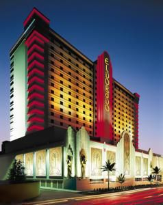 Eldorado Resort Casino, Shreveport, LA - Stayed there with my daughter for her birthday vacay.  Don't go to Shreveport unless you like to gamble.  Nothing else to do.