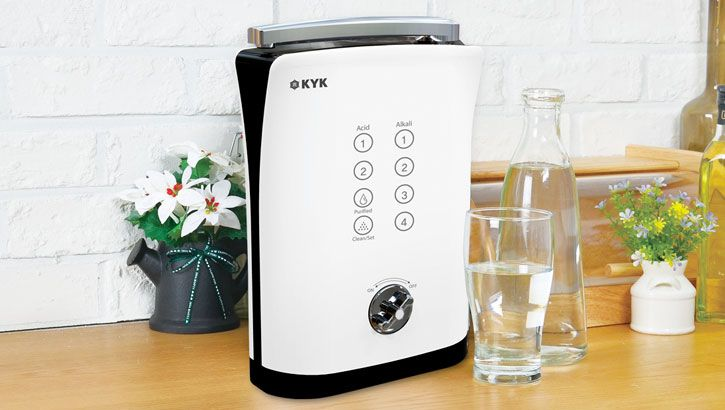 hisha water ionizer