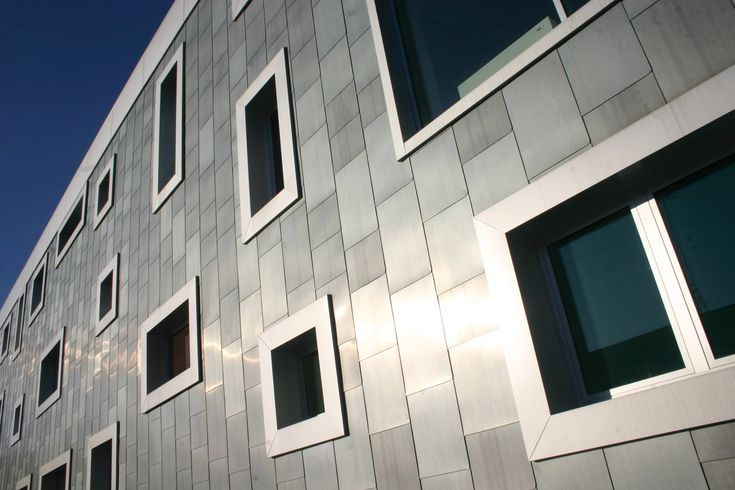 17 Best Images About Zinc Cladding On Pinterest Roofing