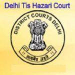 #Delhi Tis Hazari Court JJA Admit Card 2017-18