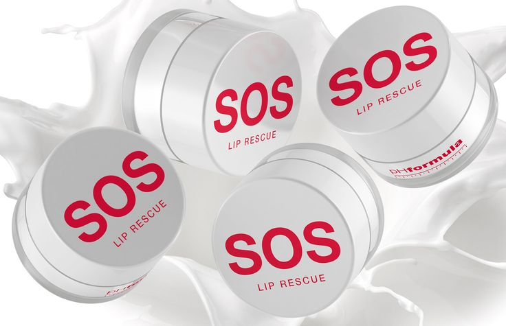 Lips are particularly vunerable to the effects of UV ageing, because skin here is particularly thin and delicate. The new SOS lip rescue is essential for protection, repair and maintainting healthy skin.  #lipcare #SOS